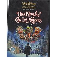 Una Navidad CON LOS Muppets DVD
