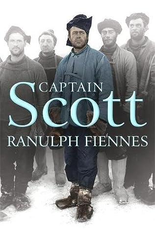 book cover of Captain Scott