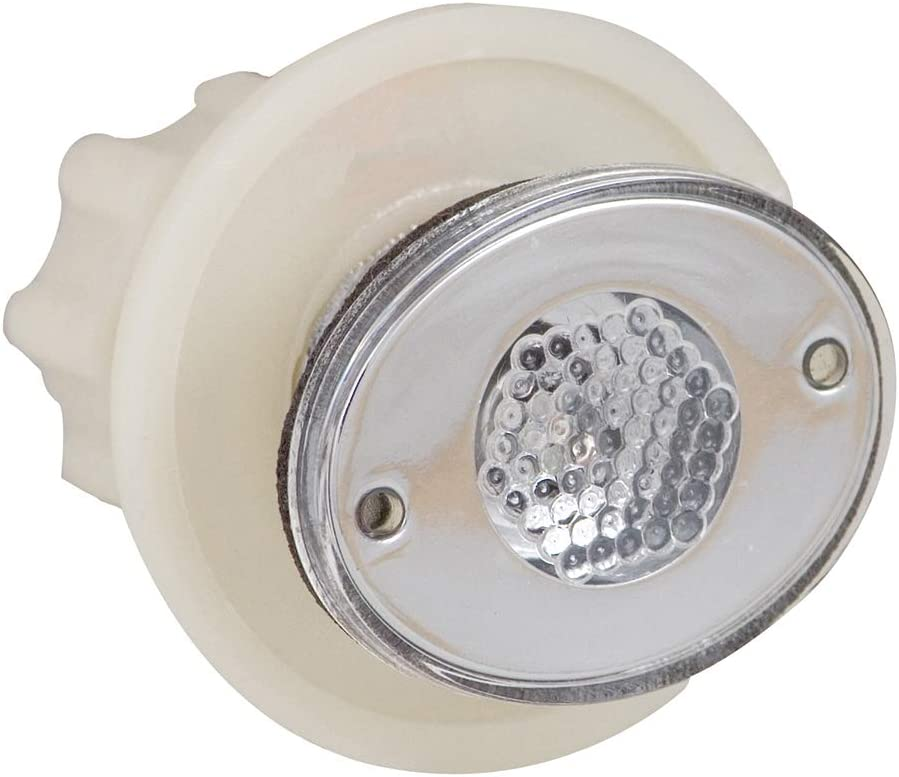 69300H-W LED Light with Watertight Bees Eye Lens and White LED Light Output Manufacturers Select ITC Baitwell LED Courtesy Light