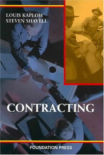 Contracting (Coursebook)