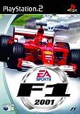 EA Sports: F1 2001 (PS2)