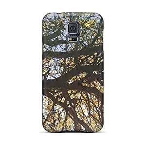 Shockproof Hard Cell-phone Cases For Samsung Galaxy S5 With Unique Design Nice A Frut Tree Series JohnPrimeauMaurice