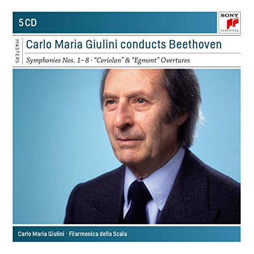 Price comparison product image Carlo Maria Giulini conducts Beethoven