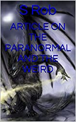Articles on the paranormal and the weird