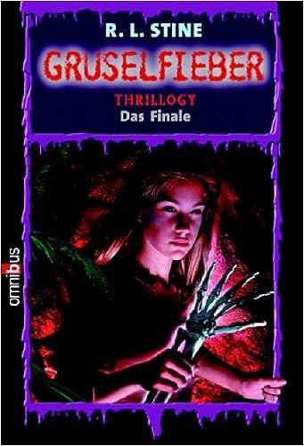 Book Gruselfieber 12. Thrillogy - Das Finale