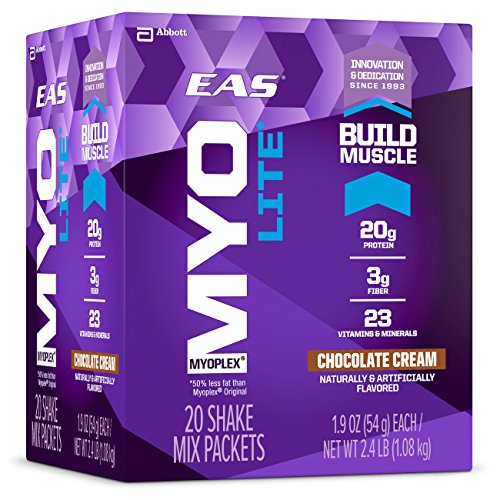 EAS Myoplex Protein Chocolate servings