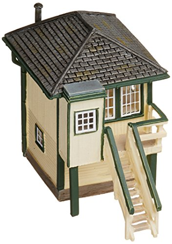 Graham Farish G42-165 Shillingstone Signal Box N Scale Model Structure