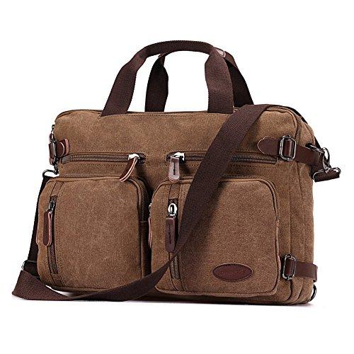 Braided Belt Messenger Bag - 1