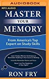 img - for Master Your Memory book / textbook / text book