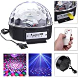 Pick Indiana Godofsale Led Mp3 Crystal Magic Ball Stage Effect Light Dj Club Disco Party Lighting Via Bluetooth