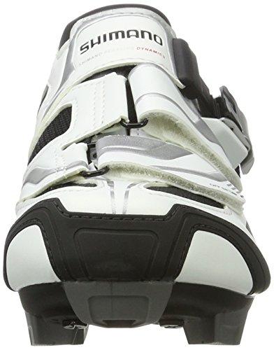 Zapatilla MTB Shimano SPD SH-XC 50 T. BLANCO/NEGRO