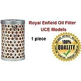 elofic Royal Enfield Oil Filter (UCE, Brown) -1 Piece