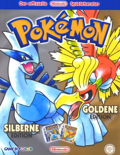 Pokemon - Gold & Silber Lösungsbuch Original