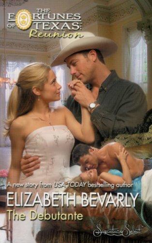 book cover of The Debutante