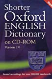 Shorter Oxford English Dictionary 2.0