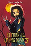 Return Of The Living Dead 3 poster thumbnail
