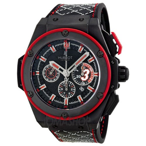 Hublot King Power Chrono Auto Black Ceramic - 703.CI.1123.VR.DWD11