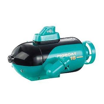 FOWYJ Drone Remoto, Mini Control Remoto inalámbrico Submarino de ...