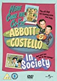 Abbott and Costello - Here Come The Co-Eds/ In Society [UK Import]