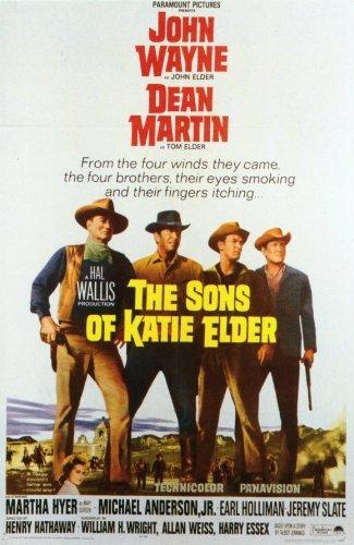 The Sons of Katie Elder Poster Movie 1965