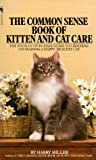 The Common Sense Book of Kitten and Cat Care, Harry Miller, 0553268058
