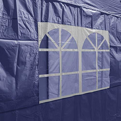 Colore: Grigio 2 x 2 m AirWave Essential Gazebo Pop-up con Lati Laterali