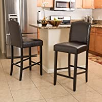 Christopher Knight Home 295974 Markson Barstool, Brown