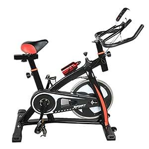 ... Bicicletas estáticas y de spinning