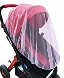 ThreeH Baby Mosquito Net for Cradles Strollers
