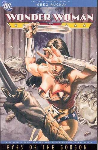Read Online Wonder Woman: Eyes of the Gorgon ebook