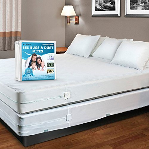 Mattress Protector Amp Allergen Bed Cover Pads Queen King