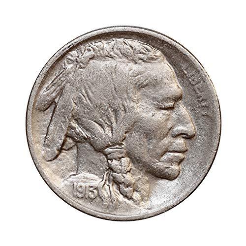 1913 S Buffalo Nickel - AU/Almost Uncirculated