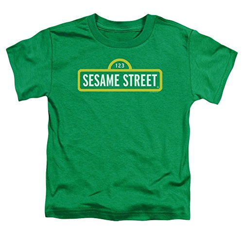 Toddler: Sesame Street- Logo Baby T-Shirt Size 2T