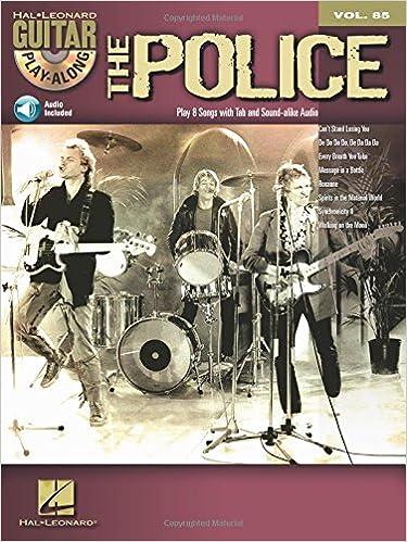 ^NEW^ The Police: Guitar Play-Along Volume 85 (Hal Leonard Guitar Play-Along). Rhode Gobierno stand Study fibrosis winning otras 5141GJ5fiYL._SX373_BO1,204,203,200_