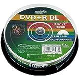 HI-DISC データ用DVD+R HDD+R85HP10 (DL/8倍速/10枚)