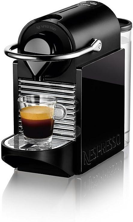 Krups yy1206fd Nespresso Pixie Clip cafetera espresso: Amazon.es: Hogar
