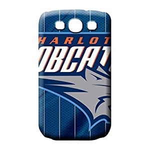 samsung galaxy s3 Eco Package Specially pattern phone case skin charlotte bobcats