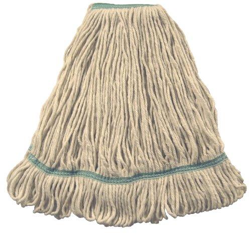 Natural Mop Continental (Wilen A02013, Super Crown Wet Mop, Large, 1-1/4