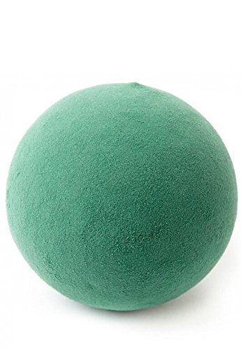 Richland Oasis 8'' Floral Foam Sphere Wet Set of 9 by Richland