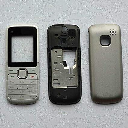 official photos 8df85 60628 TOTTA Full Body Housing Back Panel for Nokia C1-01 (White)
