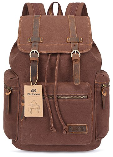 vintage-canvas-backpack-unisex-leather-rucksack-daypack-for-travel-and-school-coffee