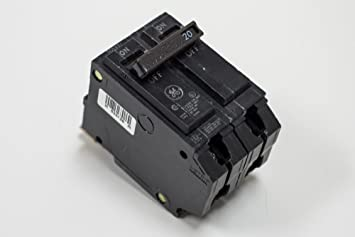 GE THQP130 Circuit Breaker 30 Amp 120//240V 1 Pole NEW in package.