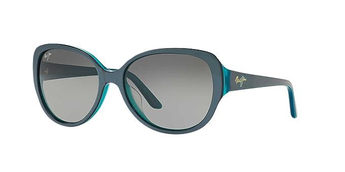 Amazon.com: Maui Jim Acetate - Gafas de sol para mujer, Azul ...