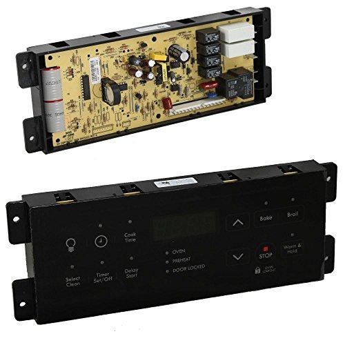 - Kenmore 318296814 Range Main Control Board W/digital Clock Display