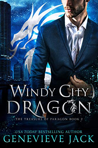 Windy City Dragon (The Treasure of Paragon Book 2) -