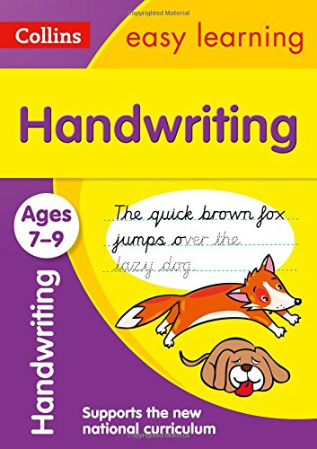 Read Online Handwriting: Ages 7-9 (Collins Easy Learning KS2) PDF