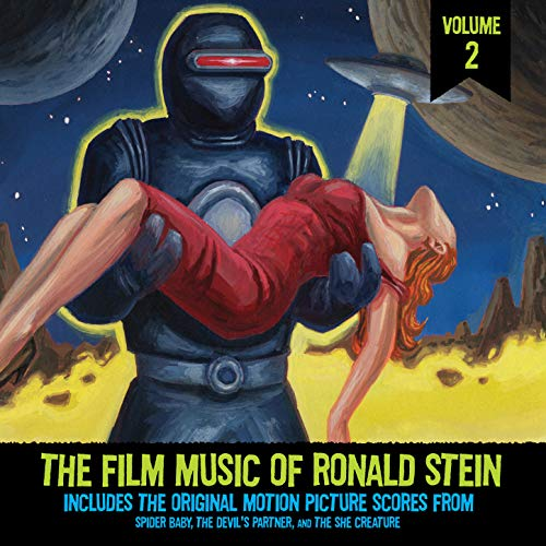 The Film Music of Ronald Stein Vol. 2: (From