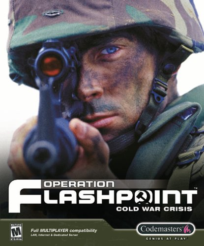 Operation Flashpoint: Cold War Crisis - PC