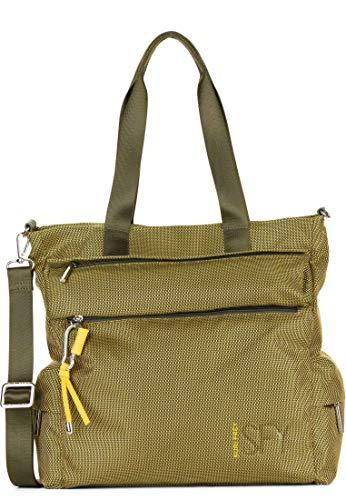 SURI FREY Shopper SURI Sports Marry 18013 Damen Handtaschen Zweifarbig oliv 960One Size