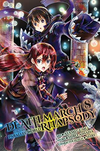 Death March To The Parallel World Rhapsody Vol. 8  Manga